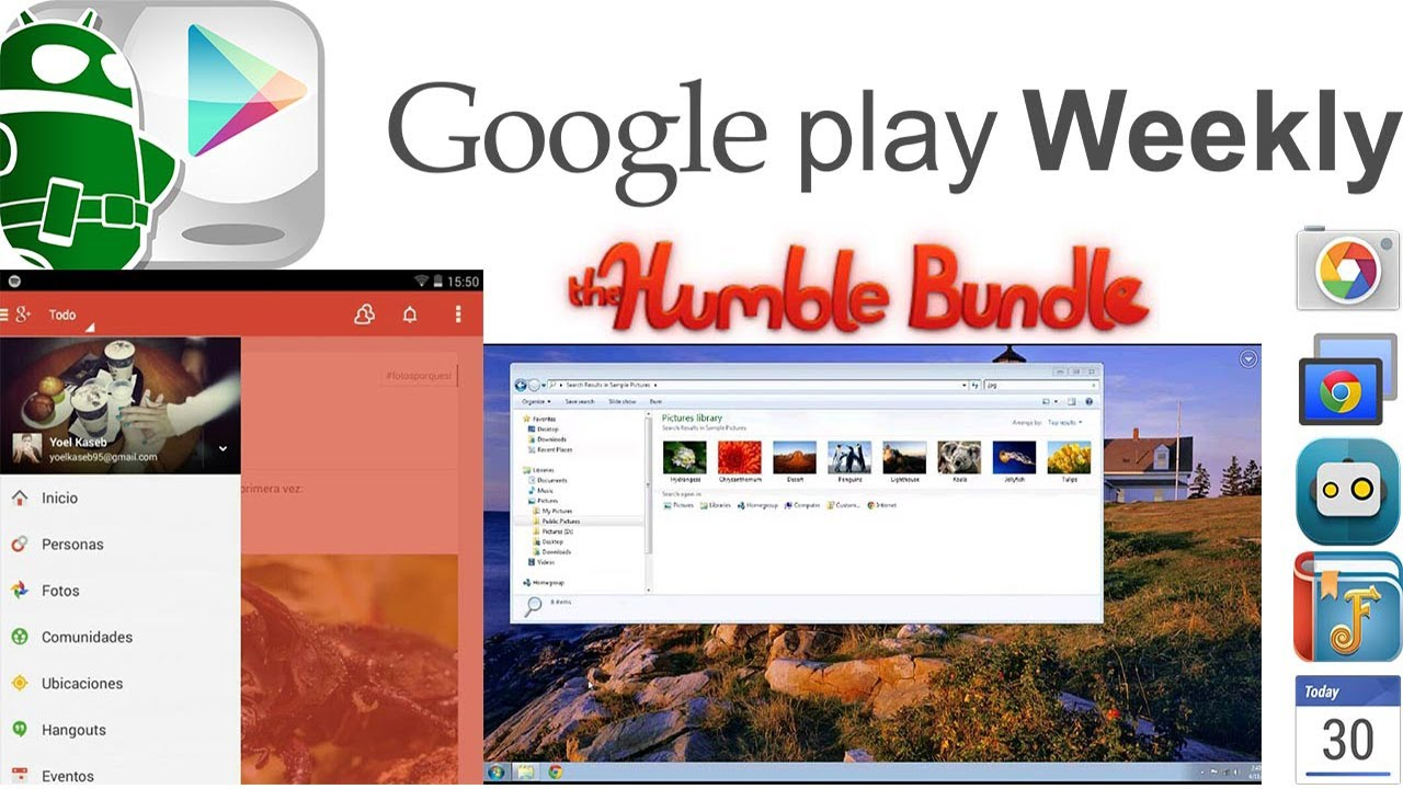 Lots of new Google, Age of Empires for Android, free eBooks for Galaxy owners – Google Play Weekly