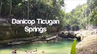 Loon Philippines  city pictures gallery : Danicop Ticugan Springs, Loon Bohol Philippines