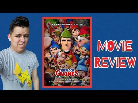 Sherlock Gnomes (2018) Movie Review - Gnomeo And Juliet 2