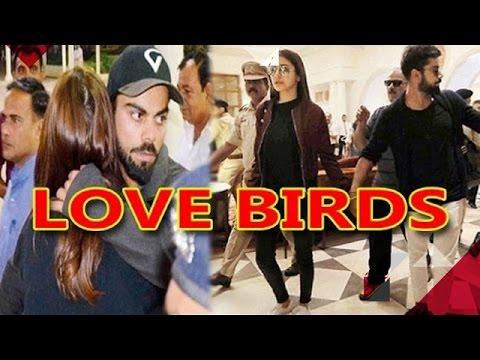 Anushka Sharma & Virat Kohli Get Cozy In Public