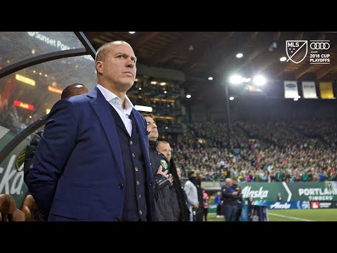 Video: Giovanni Savarese | Timbers 0, Sporting 0 | MLS Cup Playoffs | Nov. 25, 2018