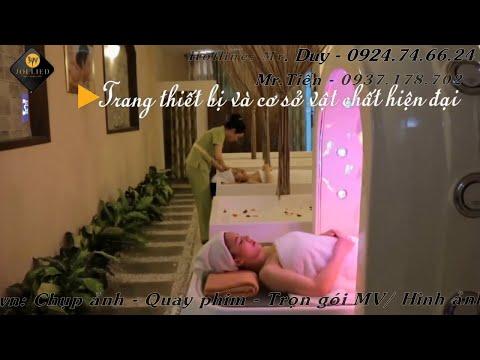 Clip hỗ trợ quảng cáo cho Jollie D Spa & Beauty - Team 360hot