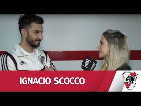 Nacho Scocco: regreso a la cancha y River en semifinales