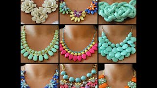 DIY - Making your necklace longer ( For Drag queens or plus size girls) - YouTube
