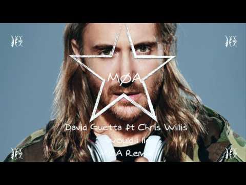 David Guetta, Cedric Gervais & Chris Willis - Would I Lie To You (MØA Remix)