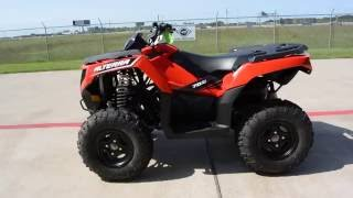 4. SALE $7,299:  2016 Arctic Cat Alterra 700 4X4 Overview and Review
