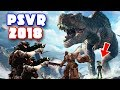 Nuevos Juegos De Realidad Virtual Para 2018 Playstation