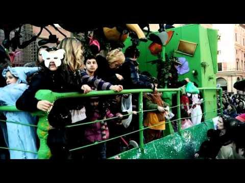Carnevale a Piazza Maggiore
