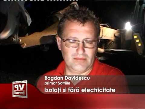 Izolati si fara electricitate