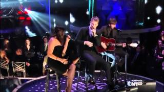 lady antebellum dancin away with my heart ( acoustic version )
