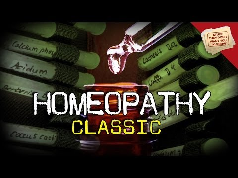 What's the deal with homeopathy? | CLASSIC