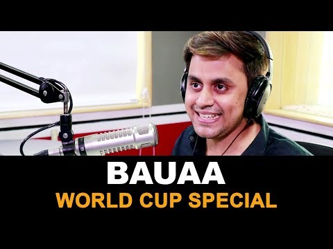 Bauaa | Cricket World Cup Special | Baua | CWC19