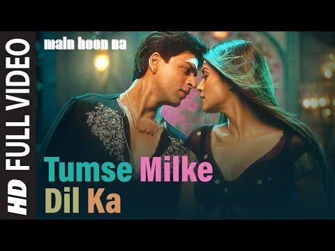 Video Tumse Milke Dilka Jo Haal [Full Song] | Main Hoon Na | Shahrukh Khan download in MP3, 3GP, MP4, WEBM, AVI, FLV January 2017