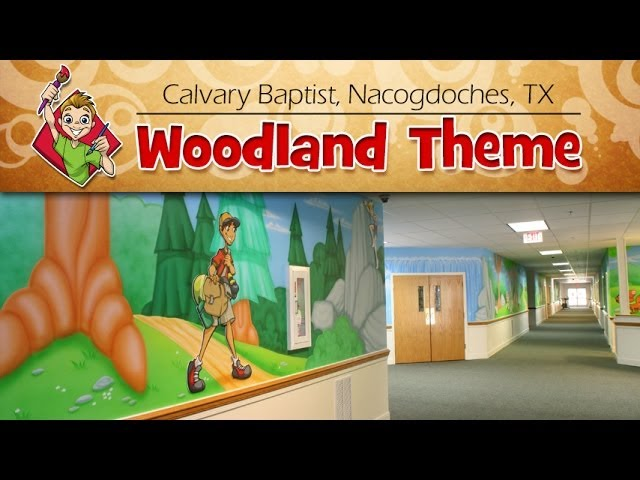 Calvary Baptist Church, Nacogdoches, TX