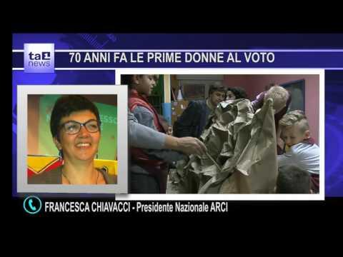 70 ANNI FA LE PRIME DONNE AL VOTO - 2 giugno 1946