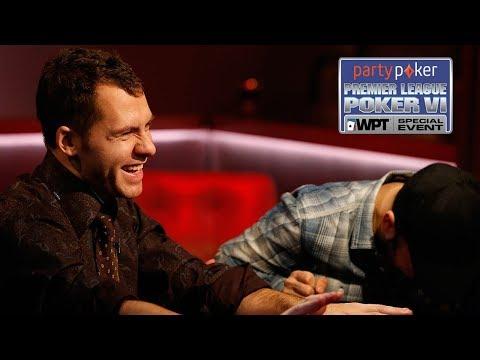 Premier League Poker S6 EP09 | Full Episode | Tournament Poker | partypoker