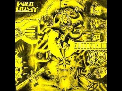 Wild Pussy- Mechanarchy (1989)