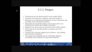 Umh4636 2013-14 Lec001 Relaciones Iglesia Estado