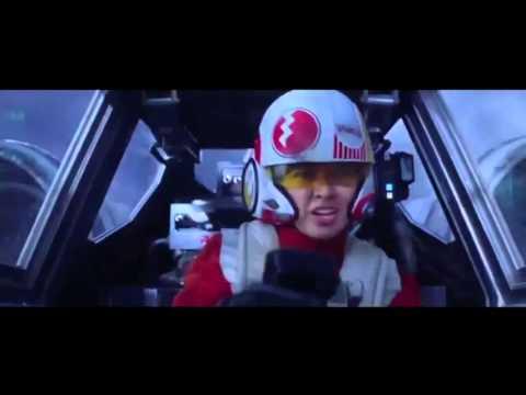 《星際大戰:原力覺醒》電視廣告第七波!更多X翼戰機駕駛登場