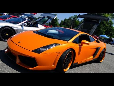 Heffnertwinturbo - Turn up your speakers! It is so loud it screwed up my cameras microphone. This is a rare Lamborghini Gallardo with a Heffner Twin Turbo Producing 1000HP. Thi...