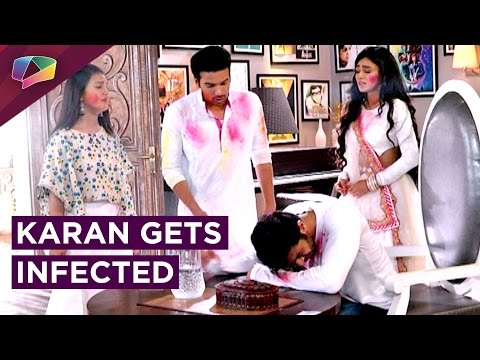 Naina Gets Blamed For Karan's Illness | Ek Shringa