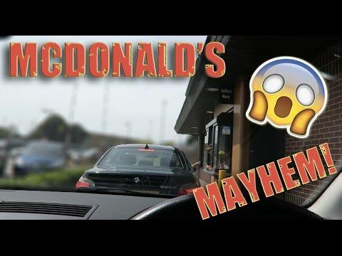 SMYTHS TREATS & McDONALD'S MAYHEM!