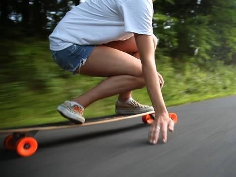 Pintail Longboards Built by Original Skateboards