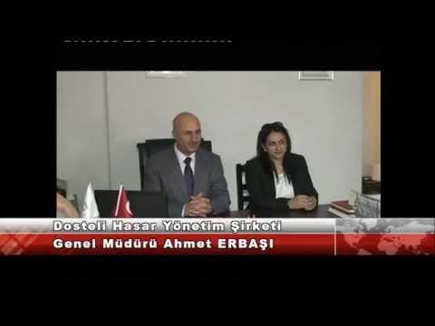 Dosteli Hasar Yönetimi Danışmanlık Hizmetleri Antalya Bölge Müdürlüğü Hizmete Açılmıştır