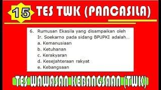 Download Video Tes Wawasan Kebangsaan TWK  I  Materi Pancasila MP3 3GP MP4
