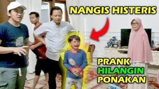 Video PRANK HILANGIN PONAKAN! GONE WRONG! MP3, 3GP, MP4, WEBM, AVI, FLV Juni 2019