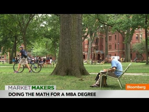 MBA - Sept. 30 (Bloomberg) --- Anna Ivey Consulting Founder Anna Ivey discusses a shift in focus in what applicants want out of business school. She speaks with Er...