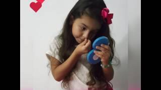 Tutorial de Maquillaje para niñas, espero que les guste el video. Gracias, Besitos... 🤗