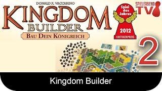 SpieleabendTV stellt euch Kingdom Builder vor. Verlag: Queen Games ► Amazon: http://goo.gl/DTFtnF Facebook: www.facebook.com/spieleabendtv ------------------...
