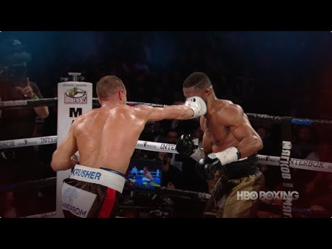 sergey kovalev vs. jean pascal ii - highlights