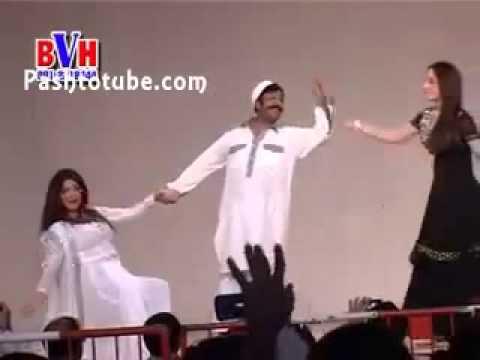 Kiran khan and sumbal khan pashto mast hot saxy dance 2013