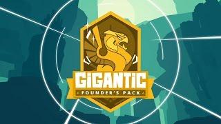 Видео к игре Gigantic из публикации: Открытый бета тест в Gigantic