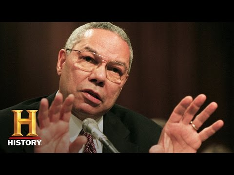 Colin Powell: First African-American Chairman of the Joint Chiefs of Staff - Fast Facts | History