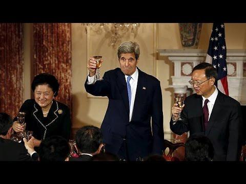 ΗΠΑ-Κίνα: Συμφώνησαν ότι διαφωνούν για θαλάσσια ασφάλεια και κυβερνοεπιθέσεις
