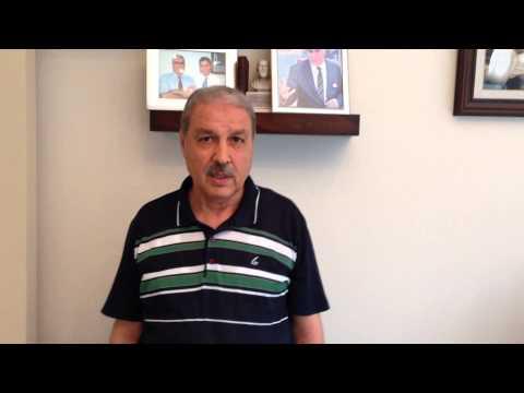 Mehmet Can ÇÖLOĞLU - Boyun Fıtığı Hastası - Prof. Dr. Orhan Şen