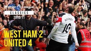 Nonton Classic Match  West Ham 2 4 Manchester United  2011  Film Subtitle Indonesia Streaming Movie Download