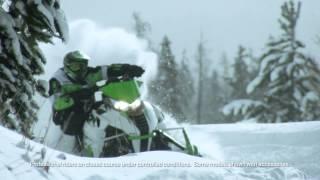 10. Arctic Cat Snowmobile INTRO 2015