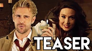 Nonton Constantine Crossover Teaser Breakdown   Legends Of Tomorrow 3x10   Constantine Season 2 Theory Film Subtitle Indonesia Streaming Movie Download