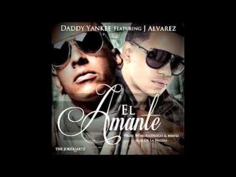 Daddy Yankee Ft. J Alvarez - El Amante (Prod. By Musicologo & Menes) (Original) Prestige