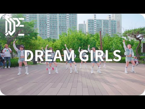 DREAM GIRL'S l 2019 DOPE DANCE STUDIO l BUSKING SHOW !