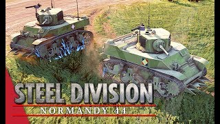 Enjoyed the video? Here's some more! ► https://goo.gl/vHwUWjSteel Division: Normandy 44 Playlist! ► https://goo.gl/uuBRTmYou can now support the channel on Patreon! ► https://www.patreon.com/vulcanhdgaming-----------------------------------------------------------French Precision! Steel Division: Normandy 44 Gameplay (Omaha, 4v4)-----------------------------------------------------------Hey guys,Today I have a game where I play as the French and make a really solid push into two opponents.Deck Used: 2nd Armoured - FrenchDeck Code: FyFvMW8CcVFxQXDicgFwIXHhcZFyEXERcdFwMXABcFFwom4RcjFu0XBBclFwsXJBbiFv0XDRbxFxgXGxbnG8QbwRb+E=Contact Me!Twitch: http://www.twitch.tv/vulcanhdgamingTwitter: https://twitter.com/vulcanhdgamingFacebook: https://www.facebook.com/vulcanhdgamingSteam: http://steamcommunity.com/groups/vulcanhdgamingPatreon: https://www.patreon.com/vulcanhdgamingPlayer.me: https://player.me/vulcanhdgamingMusic used: End Game by Per Kiilstoftehttps://machinimasound.com/music/end-gameLicensed under Creative Commons Attribution 4.0 International(http://creativecommons.org/licenses/by/4.0/)