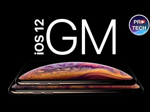 Обзор iOS 12 GM: проблемы, автономность, производительность. онлайн видео