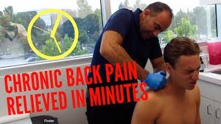 Video Unheard of Chronic Back Pain Relieved In Minutes (THIS WORKS!!) MP3, 3GP, MP4, WEBM, AVI, FLV Agustus 2018