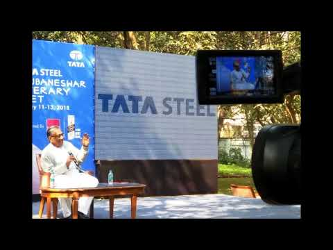 Video Interaction of Shri Manoj Das with students at TATA Steel Bhubaneswsar Literary Meet 2018 download in MP3, 3GP, MP4, WEBM, AVI, FLV January 2017