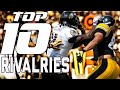 Top 10 Bitter Rivalries Throughout NFL History   NFL Films