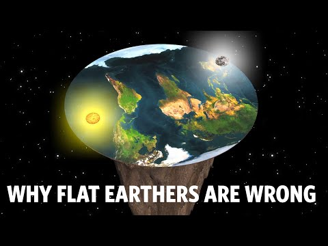 Why Do Flat Earth Believers Still Exist